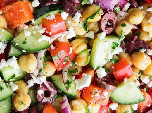 Latrovalis Chickpea Salad