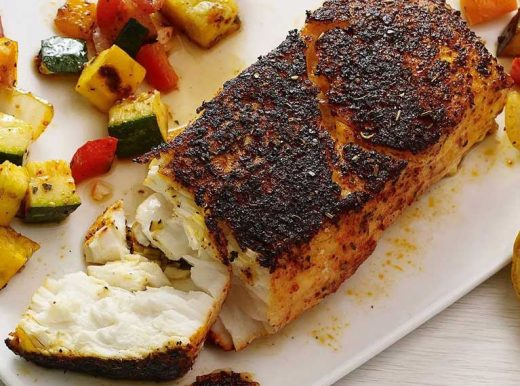 Latrovalis Olive-Crusted Fish Fillets