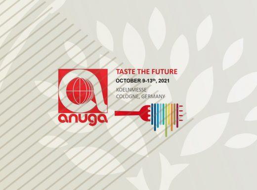 Anuga, COLOGNE 09 – 13.10.2021